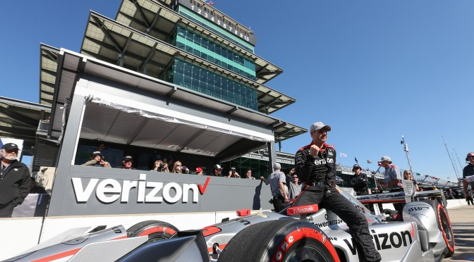 Nueva pole para Power en Indianapolis