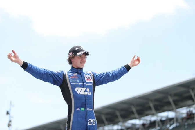 Leist (FOTO: Joe Skibinski/IMS Photo/Road to Indy)