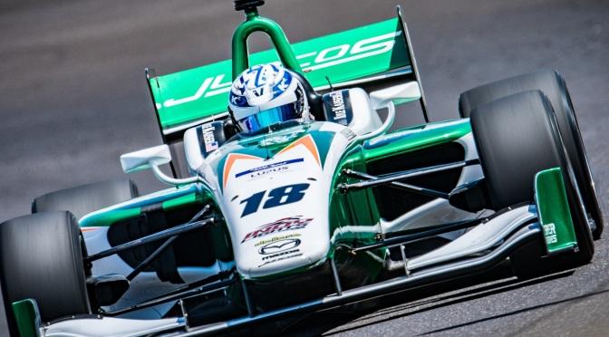 Kaiser gana la carrera 2 de Lights en Indianapolis