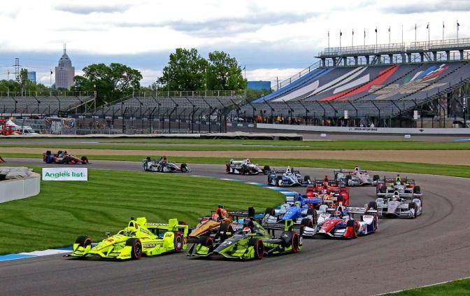 Indy GP (FOTO: Mike Harding/INDYCAR)