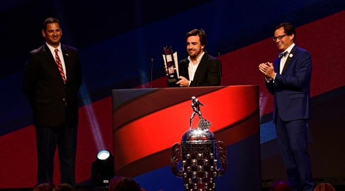 """Alonso se queda con el premio a """"Novato del Año"""""""