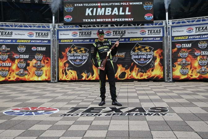 Kimball (FOTO: Chris Jones/INDYCAR)