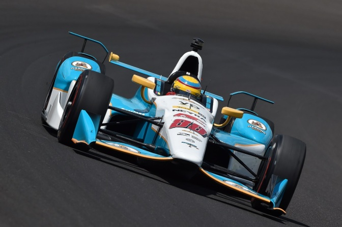 Chaves (FOTO: Chris Owens/INDYCAR)