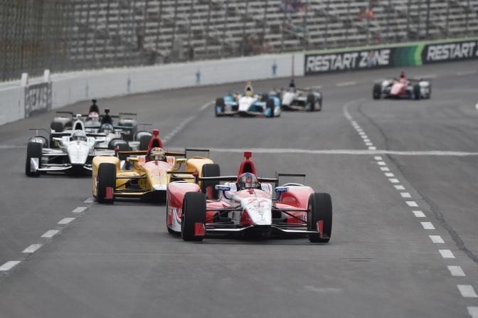 Andretti (FOTO: Chris Owens/INDYCAR)