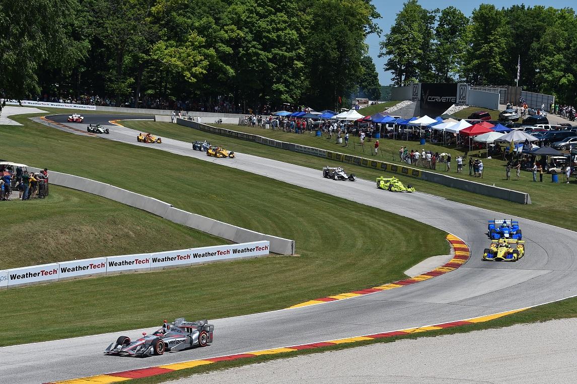 PREVIA: Se reanuda la actividad en Road America | IndyCar al Día