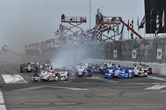St. Petersburg (FOTO: Chris Owens/INDYCAR)