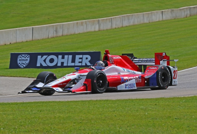 HORARIOS DE TV: Grand Prix of Road America