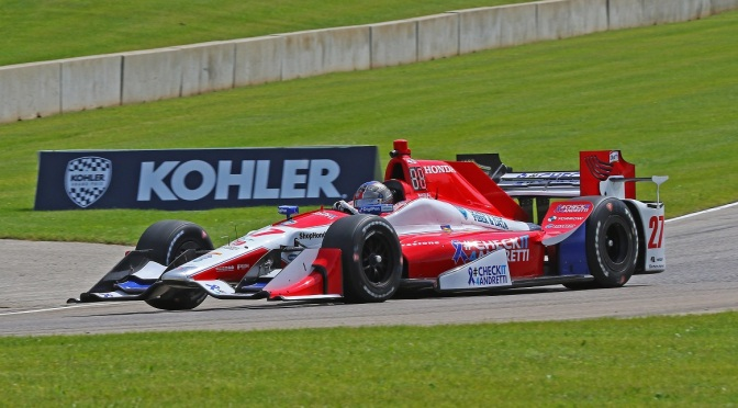 Andretti (FOTO: Mike Harding/INDYCAR)