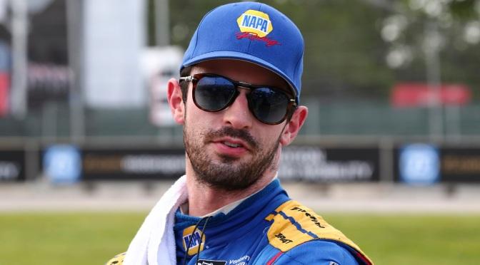 Rossi lidera ineventual primera práctica