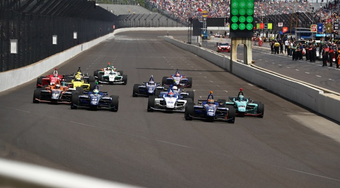 Freedom 100 (FOTO: Bret Kelley/IMS Photo/Road to Indy)