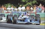 Nueve años más tarde, en 1994, la familia Villeneuve continuó dejando su legado con el Jacques que se convirtió en Campeón de Fórmula 1. Con un Reynard 94i/Ford, lideró las últimas 15 vueltas del evento, luego de que su compatriota Paul Tracy abandonó (FOTO: Archivo)