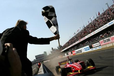 Bourdais venció en tres de las cinco visitas que hizo a la Ciudad de México.