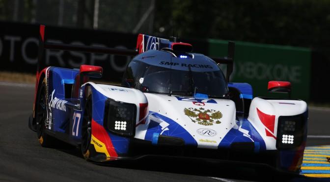 Dura qualy para regulares de Indy en Le Mans