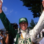 En su segundo año en CART, en 1998, Dario Franchitti probó las mieles de la victoria en esta pista, tras arrancar sexto y liderar 23 giros. En 2000, estableció la vuelta más rápida en clasificaciones, récord que mantiene hasta el momento (FOTO: Archivo)