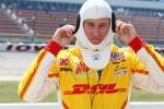 Ryan Hunter-Reay es el hombre que más recientemente se anotó un triunfo en Iowa y ganó el título de IndyCar en un mismo año; fue en 2012, cuando solo lideró 15 giros (FOTO: Chris Jones/INDYCAR)