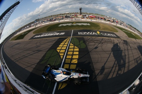 Gutiérrez (FOTO: Chris Jones/INDYCAR)