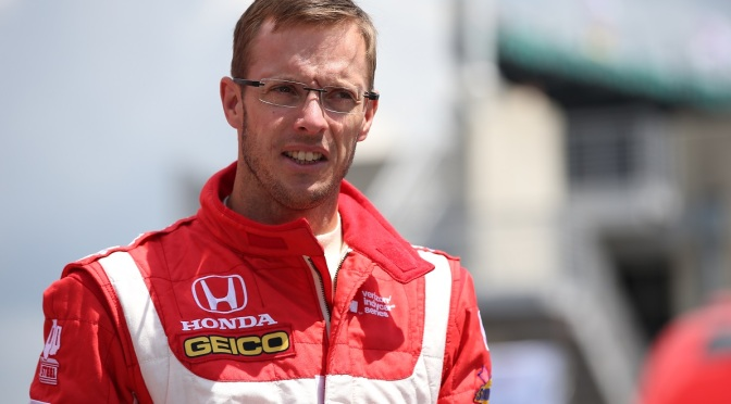 Bourdais realiza test en Mid-Ohio