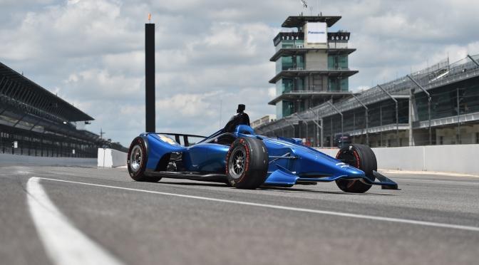 GALERÍA: Así serán los autos de IndyCar en 2018