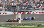 La primera edición, celebrada en 2007, dejó como ganador a Dario Franchitti, siendo la primera de siete victorias de Andretti Autosport/Andretti Green Racing, el equipo más exitoso en este óvalo, además de sumar tres 1-2 (FOTO: INDYCAR)