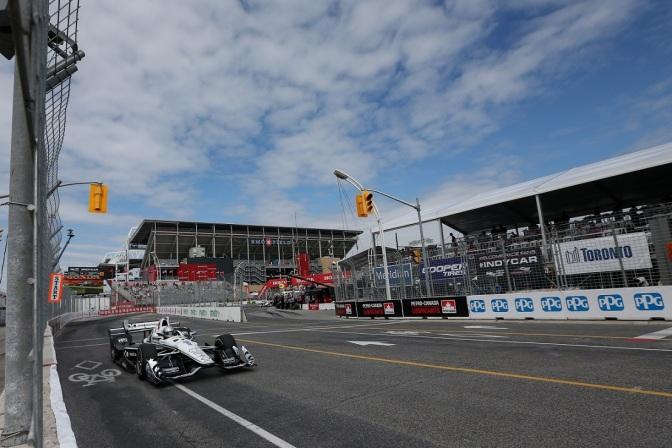 Primera pole de Pagenaud en 2017