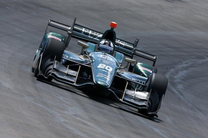 21 inscritos para la Fecha 11 de la IndyCar