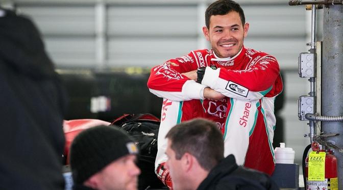 En NASCAR se vuelve a hablar de la Indy 500