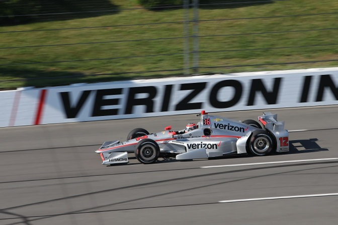 Power (FOTO: Chris Jones/INDYCAR)