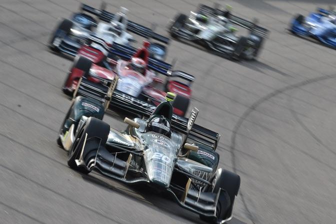 22 autos participan en Pocono