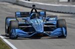 Montoya es asistido en esta serie de tests por Team Penske y Chevrolet (FOTO: Chris Owens/INDYCAR)