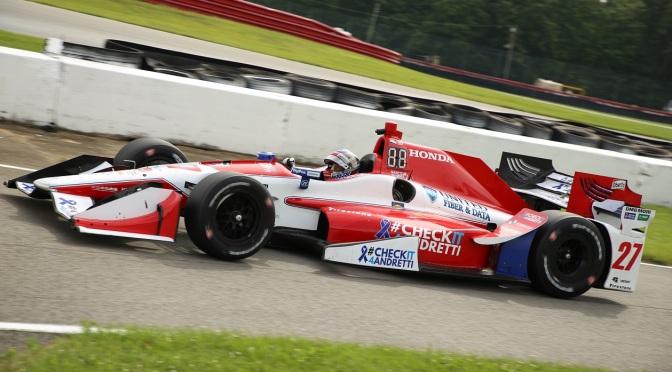 Andretti Autosport continuará con Honda