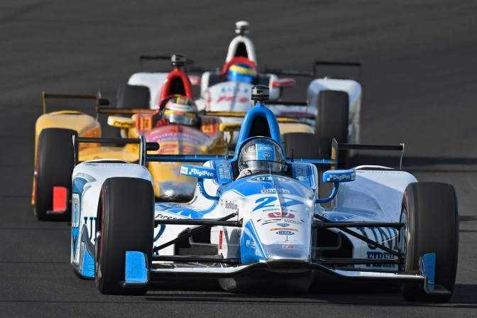 Hunter-Reay y Andretti, ratificados