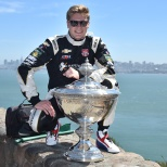 Josef Newgarden ha sido el piloto más exitoso de ECR y la etapa de CFH Racing; en total logró tres victorias, coqueteó con el campeonato en 2015 y ostenta el mejor resultado del equipo en la Indy 500 (tercero en 2016). FOTO: Dana Garrett/INDYCAR.