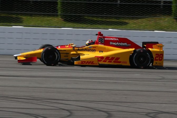 Hunter-Reay correrá este domingo