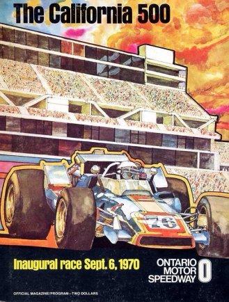 La primera carrera de 500 millas que USAC organizó fuera de Indianapolis fue en 1970, en Ontario, California, con victoria de Jim McElreath (FOTO: Archivo)