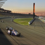 De las 14 veces que Auto Club Speedway recibió a la especialidad, 10 consistieron en carreras de 500 millas (de 1997 a 2002 en CART y de 2012 a 2015 en IndyCar). FOTO: John Cote/INDYCAR