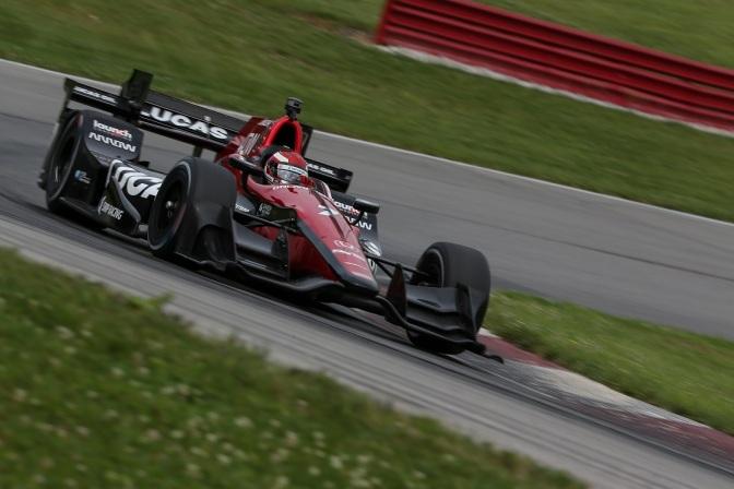 21 autos participan en Watkins Glen