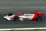 Paul Tracy inauguró el paso de CART al ganar en 1997 con Penske para extender su racha a tres victorias consecutivas en ese año; sin embargo, fue el último éxito con Penske Racing, ya que se separaron a fin de año. El debutante Patrick Carpentier y Gil de Ferran completaron el podium (FOTO: Peter Burke/Speedcenter)