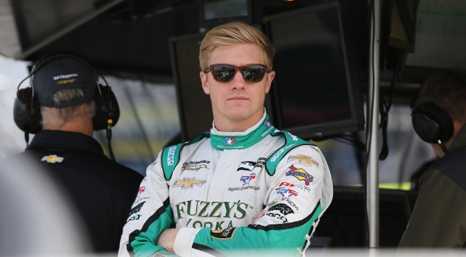 Pigot (FOTO: Chris Jones/INDYCAR)