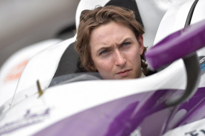 Veach regresa con Andretti, ahora en IndyCar