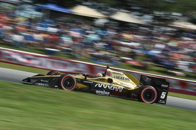 Schmidt Peterson seguirá con Honda
