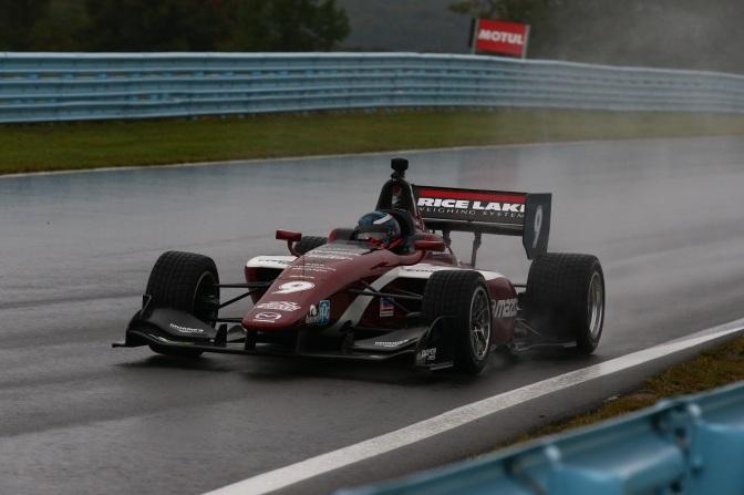 Telitz gana en diluvio; Kaiser campeón de Indy Lights