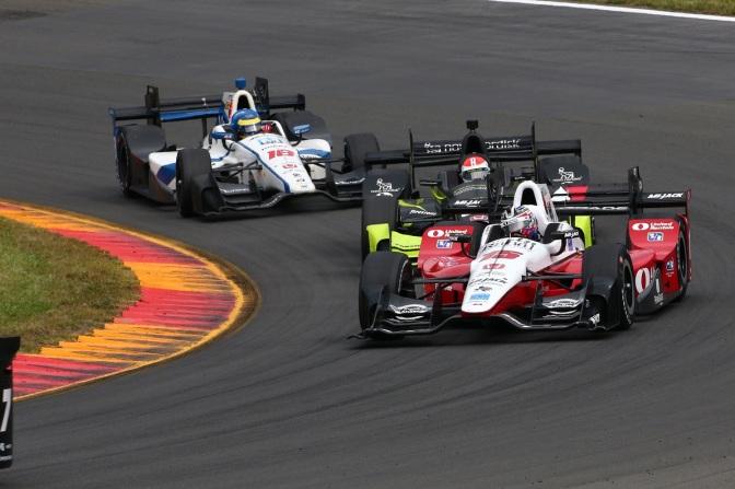 Predicciones en el paddock de la IndyCar