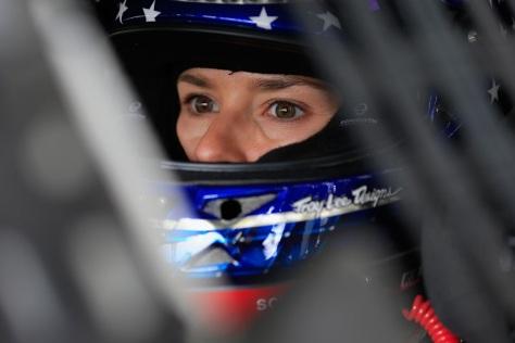 """No, un regreso de """"Batichica"""" a IndyCar, por ahora, no está en sus planes para 2018 (FOTO: Chris Trotman/NASCAR Media)"""