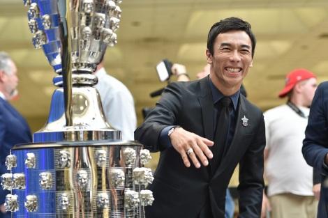 Sato ha competido en la Indy 500 ininterrumpidamente desde 2010 con KV Racing, Rahal Letterman, AJ Foyt Racing y Andretti Autosport (FOTO: Chris Owens/INDYCAR)