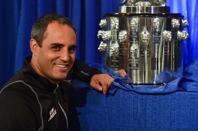 ¿Correrá Montoya la Indy 500 en 2018?