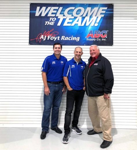 FOTO: AJ Foyt Racing