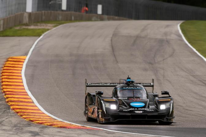 Petit Le Mans recibe a representación de IndyCar