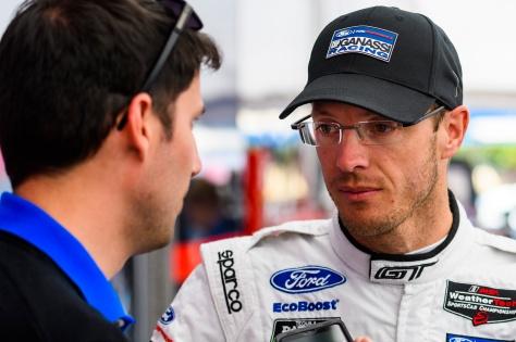 Bourdais también fue segundo en Sebring (FOTO: Ford Chip Ganassi Racing)