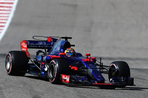 ¿Cuál será el destino de Hartley en 2018? FOTO: Mark Thompson/Scuderia Toro Rosso