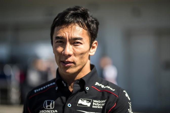 Sato volvió al Gran Premio de Japón